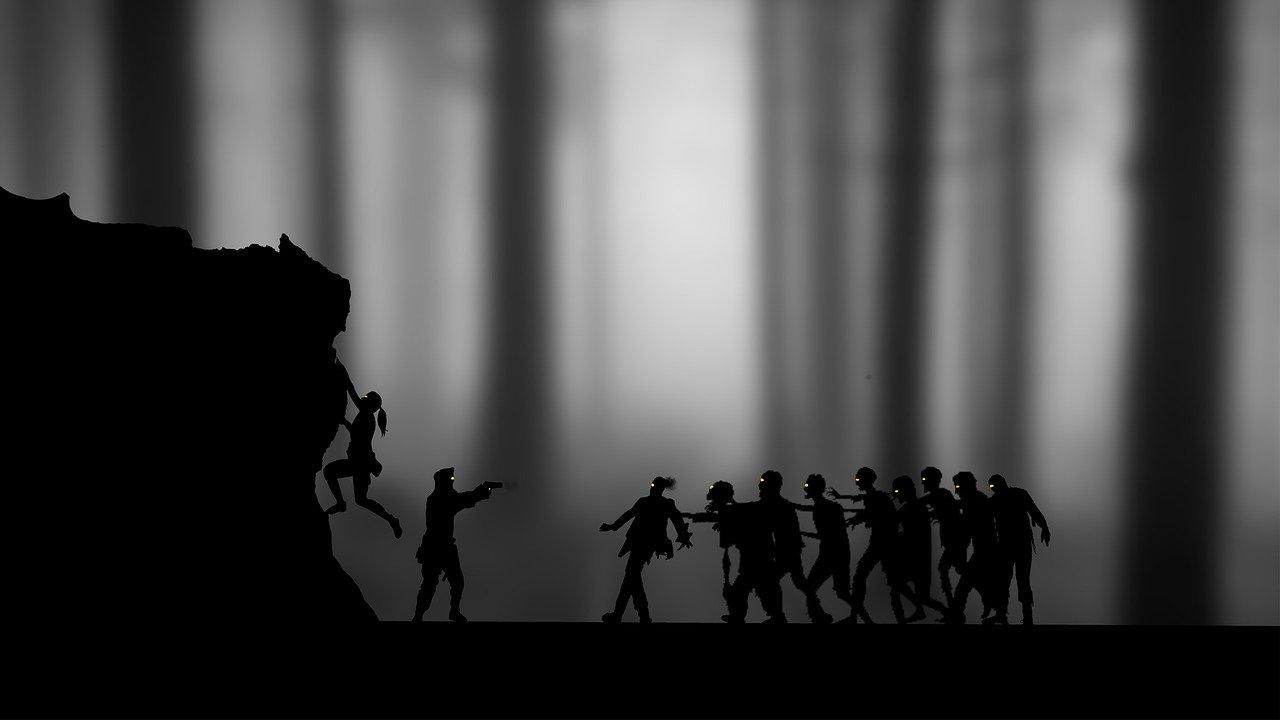"""<img src=""""zombies-2258609_1280.jpg"""" alt=""""リボ払い 返済している人 イメージ"""">"""