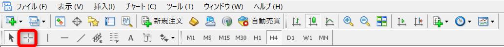 """<img src=""""img_60c8104f0ef66.png"""" alt=""""MT4 十字カーソル"""">"""